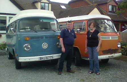VW Camper vans For Sale Workshop