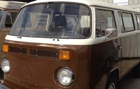vw camper vans uk